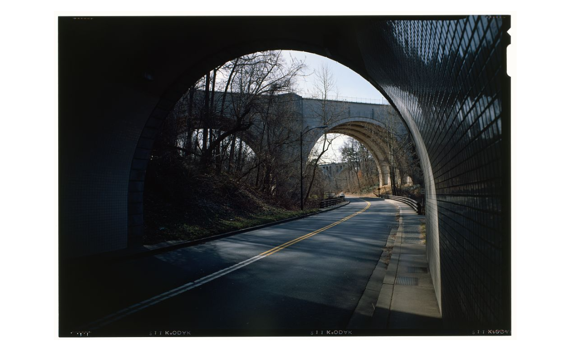 Rock Creek Parkway in Washington, DC