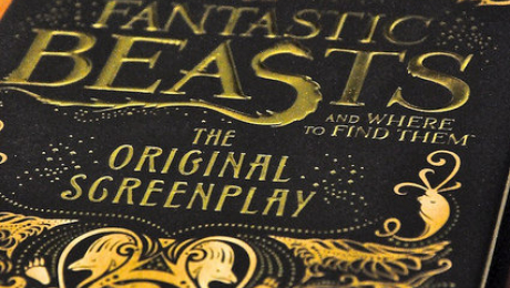 Picture of the book Fantastic Beasts and Where to Find Them