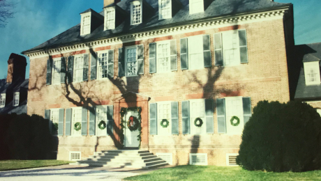 Carter's Grove Plantation in Williamsburg, VA